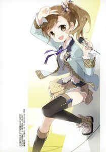 Rating: Safe Score: 47 Tags: atelier_tiv futami_mami the_idolm@ster thighhighs tiv User: WtfCakes