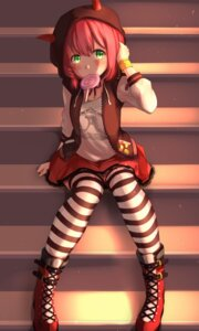 Rating: Safe Score: 32 Tags: hitotsuki_no_yagi kurosawa_ruby love_live!_sunshine!! thighhighs User: Spidey