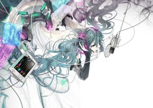 Rating: Safe Score: 35 Tags: akiakane hatsune_miku headphones miku_append vocaloid vocaloid_append User: charunetra