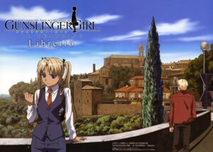Rating: Safe Score: 7 Tags: gunslinger_girl pinocchio triela User: vita