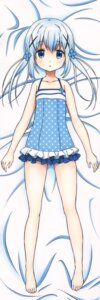 Rating: Questionable Score: 48 Tags: dakimakura feet gochuumon_wa_usagi_desu_ka? kafuu_chino swimsuits User: DDD