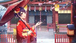 Rating: Safe Score: 22 Tags: girl_cafe_gun girl_cafe_gun_ii kimono l.bou shi_wuxia umbrella wallpaper User: Mr_GT