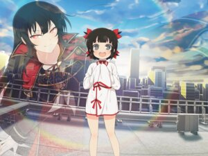 Rating: Safe Score: 15 Tags: japanese_clothes kagura_(senran_kagura) senran_kagura yaegashi_nan User: gnarf1975