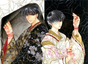 Rating: Safe Score: 3 Tags: clamp male sakurazuka_seishirou scanning_artifacts sumeragi_subaru x User: Share