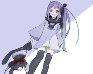 Rating: Safe Score: 6 Tags: kurono_yuu pantsu thighhighs User: Radioactive
