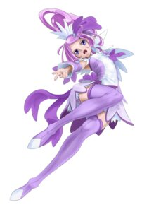 Rating: Safe Score: 14 Tags: dokidoki!_precure kenzaki_makoto nukosan. pretty_cure thighhighs User: Radioactive