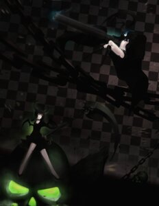 Rating: Safe Score: 20 Tags: black_rock_shooter black_rock_shooter_(character) dead_master minevi vocaloid User: Nekotsúh