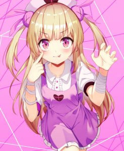 Rating: Safe Score: 50 Tags: bandages natori_sana nurse sana_channel yiku User: Spidey