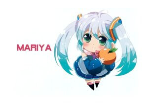 Rating: Safe Score: 13 Tags: chibi hatsune_miku marirero_a vocaloid User: Hatsukoi