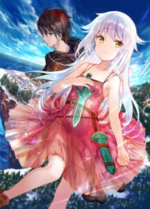 Rating: Safe Score: 68 Tags: dress fuzichoko majin_no_shoujo_wo_sukuumono see_through weapon User: saemonnokami