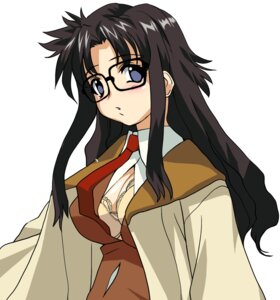 Rating: Safe Score: 8 Tags: a1 bra cleavage initial-g megane open_shirt read_or_die yomiko_readman User: Radioactive