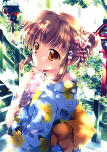 Rating: Safe Score: 47 Tags: mikeou yukata User: WtfCakes