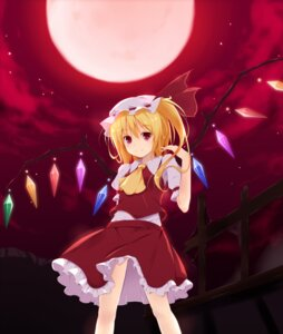 Rating: Safe Score: 32 Tags: fal_maro flandre_scarlet touhou wings User: Nekotsúh