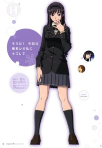 Rating: Safe Score: 20 Tags: amagami morishima_haruka seifuku User: blooregardo