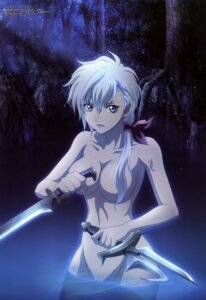 Rating: Questionable Score: 70 Tags: alka blade_&_soul naked onsen saotome_kei weapon User: drop