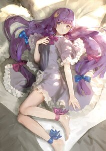 Rating: Safe Score: 66 Tags: attall dress patchouli_knowledge touhou User: nphuongsun93