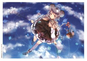 Rating: Questionable Score: 17 Tags: animal_ears domotolain heels nazrin tail touhou User: Radioactive