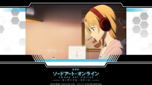 Rating: Safe Score: 8 Tags: asuna_(sword_art_online) headphones sword_art_online wallpaper User: Raymondacg898