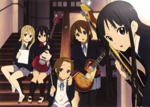 Rating: Safe Score: 37 Tags: akiyama_mio guitar hirasawa_yui k-on! kotobuki_tsumugi nakano_azusa pantyhose seifuku tainaka_ritsu User: Radioactive