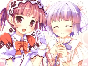 Rating: Safe Score: 22 Tags: game_cg ko~cha minette miriam_(campanella) shukufuku_no_campanella User: Radioactive
