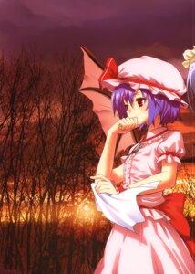 Rating: Safe Score: 7 Tags: izayoi_sakuya kamikire_basami remilia_scarlet touhou yasuyuki User: androgyne