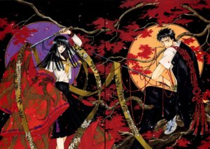 Rating: Safe Score: 3 Tags: arisugawa_sorata clamp gap kishuu_arashi x User: Radioactive