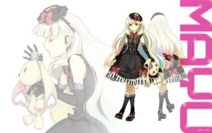 Rating: Safe Score: 28 Tags: hidari mayu_(vocaloid) vocaloid wallpaper User: Leon_b77