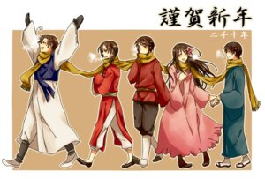 Rating: Safe Score: 9 Tags: china hetalia_axis_powers hong_kong japan korea taiwan washi User: Amperrior