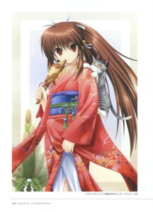 Rating: Safe Score: 13 Tags: key kimono little_busters! na-ga natsume_rin neko User: admin2