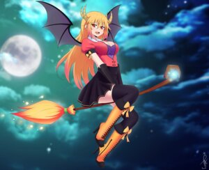 Rating: Safe Score: 26 Tags: cleavage halloween heels horns j_adsen kobayashi-san_chi_no_maid_dragon thighhighs tooru_(kobayashi-san_chi_no_maid_dragon) wings User: Mr_GT