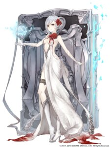 Rating: Questionable Score: 40 Tags: blood dress garter heels no_bra sinoalice tagme User: saemonnokami