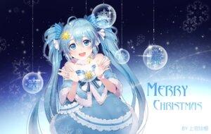 Rating: Safe Score: 37 Tags: christmas dress hatsune_miku shangguan_feiying vocaloid User: Mr_GT