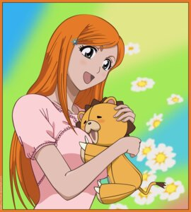 Rating: Safe Score: 20 Tags: bleach inoue_orihime kon signed vector_trace User: charunetra