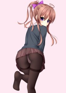 Rating: Questionable Score: 65 Tags: ass masiroke pantsu pantyhose User: blooregardo