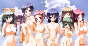 Rating: Questionable Score: 30 Tags: gap kazami_haruki kazami_jinguu loli naked nipples User: midzki