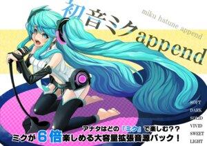 Rating: Safe Score: 8 Tags: buebue hatsune_miku miku_append vocaloid vocaloid_append User: charunetra