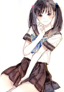 Rating: Safe Score: 33 Tags: kishida_mel seifuku User: RICO740