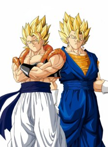 Rating: Safe Score: 2 Tags: dragon_ball gogeta male vegetto User: videokilled