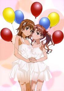Rating: Safe Score: 21 Tags: cleavage dress misaka_mikoto no_bra see_through shirai_kuroko summer_dress tagme to_aru_kagaku_no_railgun to_aru_majutsu_no_index yuri User: drop