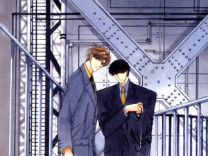 Rating: Safe Score: 2 Tags: clamp kigai_yuuto male sakurazuka_seishirou x User: Share