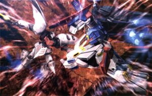 Rating: Safe Score: 5 Tags: gundam gundam_zz mecha qubeley sword zeta_gundam User: drop