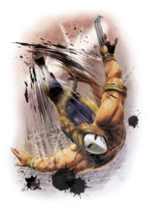Rating: Questionable Score: 2 Tags: capcom ikeno_daigo male street_fighter street_fighter_iv vega weapon User: Yokaiou