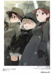 Rating: Safe Score: 9 Tags: shimada_humikane strike_witches User: red_destiny