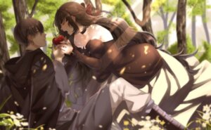 Rating: Safe Score: 19 Tags: dress maka snow_white User: charunetra