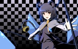 Rating: Safe Score: 9 Tags: animal_ears gayprince nazrin tail touhou User: Radioactive