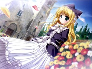 Rating: Safe Score: 13 Tags: bekkankou lolita_fashion screening wreathlit_noel yoake_mae_yori_ruriiro_na User: sayako