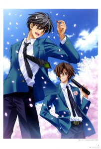 Rating: Safe Score: 6 Tags: carnelian katsuragi_takuto male messiah sasamori_ryouta User: charunetra