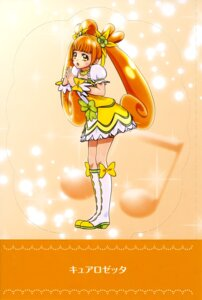 Rating: Questionable Score: 7 Tags: dokidoki!_precure dress heels pretty_cure yotsuba_alice User: drop