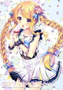 Rating: Questionable Score: 53 Tags: dress mizuki_yuuma User: drop