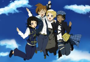 Rating: Safe Score: 14 Tags: giriko gopher justin_law k-on! noah parody soul_eater walice User: vanilla